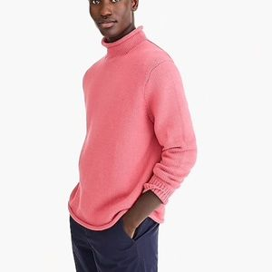 J.Crew Mock Neck Knit